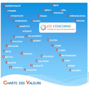 CGC Charte des Valeurs 2