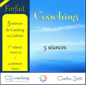 CGC Forfait 5 séances