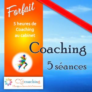 forfait 5h coaching