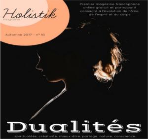 Dualités Magazine Holisitk